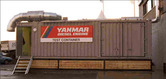 Container Dynamometer